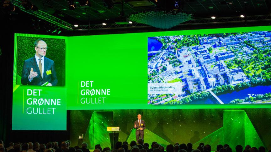 Enovakonferansen 2016: Det grønne gullet