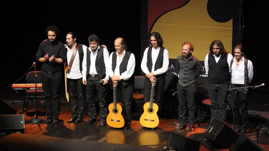 Flamencostjärnan Paco de Lucia död