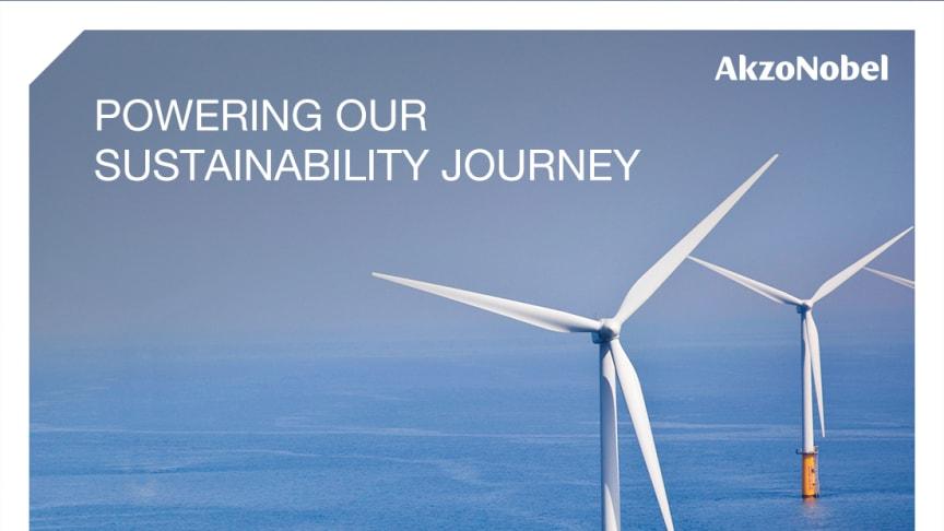 AkzoNobel объявляет первый блок целей по устойчивому развитию до 2030г.