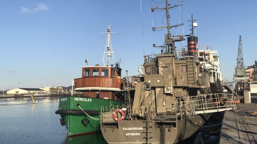 Skärgårdstur med bogserbåten Herkules