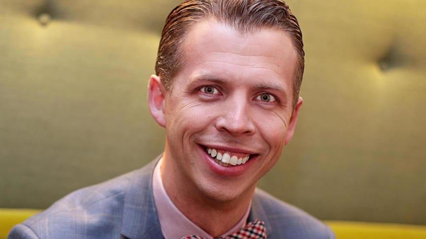 Rasmus Kjellman, CEO of Kundo