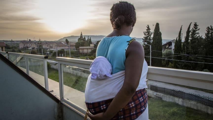 EU-kommissionens nya migrationsstrategi: Rädda Barnen kräver fler lagliga vägar