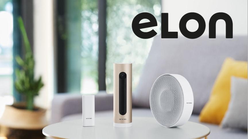 Årets julklapp från Elon - här smart övervakningspaket från Netatmo