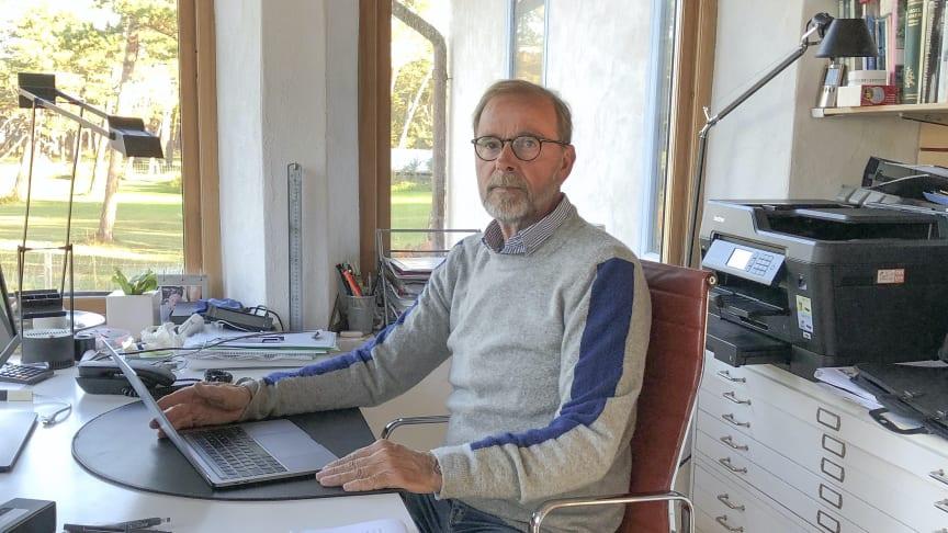Classe Persson, konsult och ordförande för TIB:s  auktorisationsnämnd