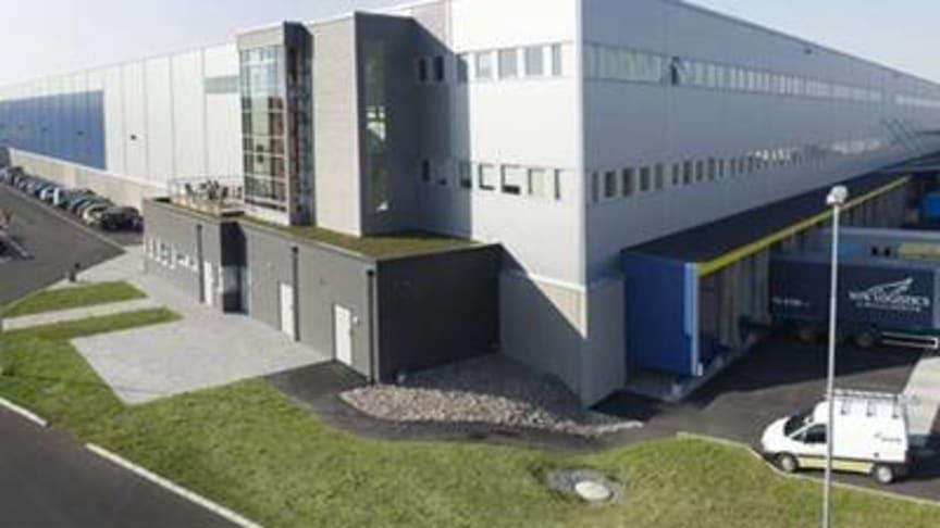 Colliers förmedlar logistiklokal rekordsnabbt