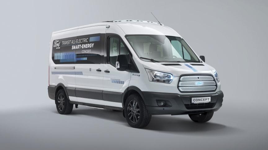 Fremtidens minibus