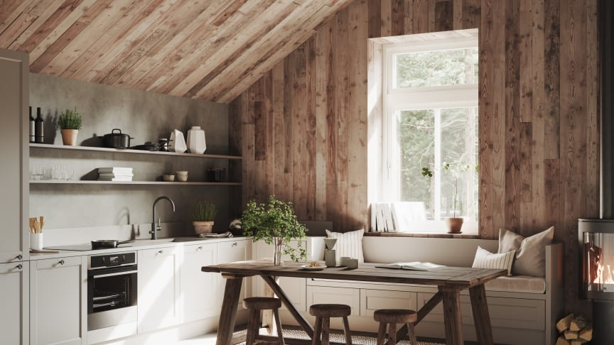Marbodal hjälper dig välja färg på köket
