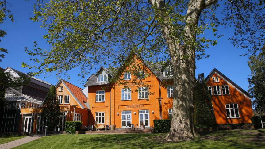 Kulturcenter Mantzius (Foto: Morten Hermansen)