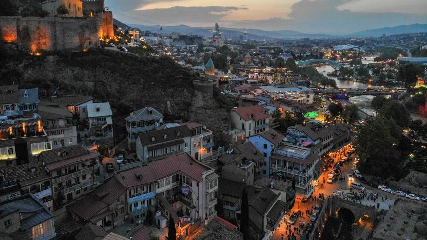 Referat: Säkerhetspolitiska vägval i Sydkaukasien
