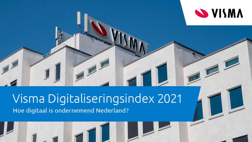 Digitale transformatie - Hoe ver is ondernemend Nederland?