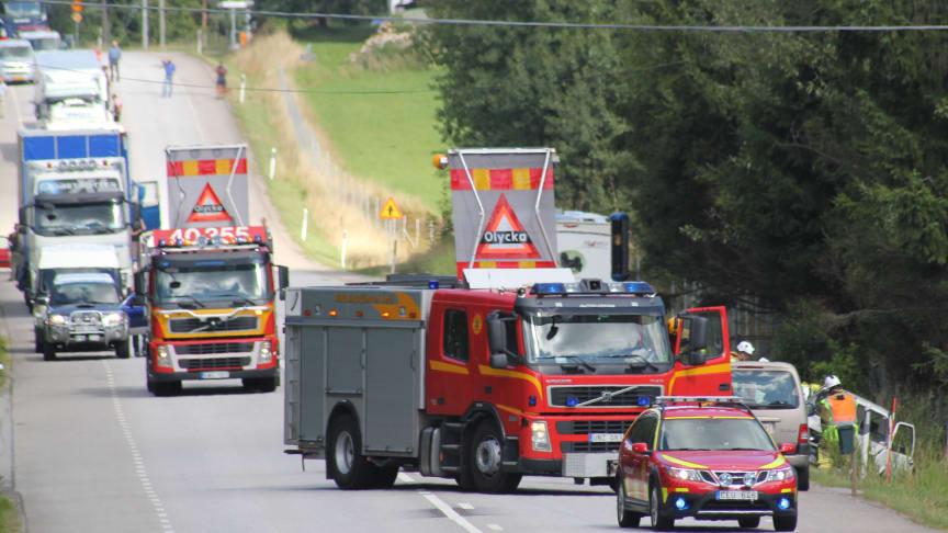 Färre omkomna än någonsin i vägtrafiken 2019