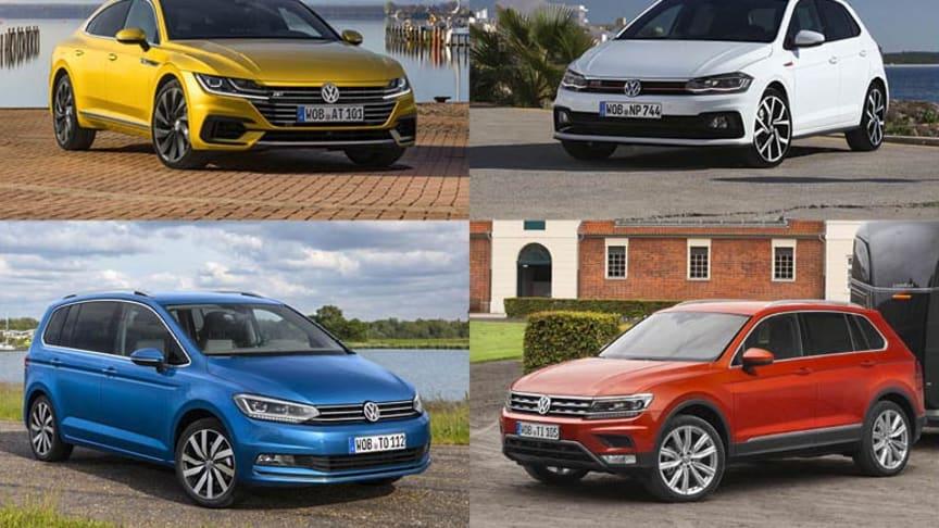 Volkswagen GO er en hurtig og smidig måde at blive kørende i en ny Volkswagen