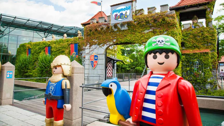Der PLAYMOBIL-FunPark öffnet am 30. Mai