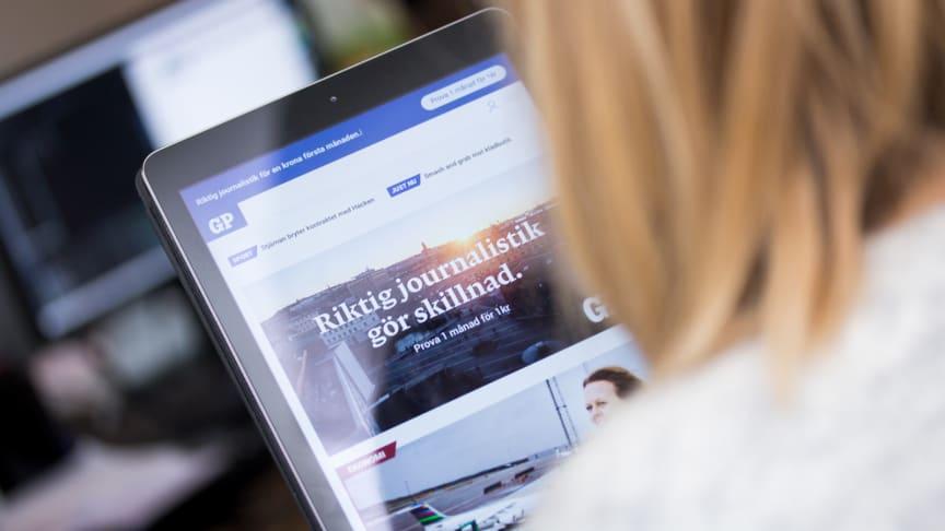 Göteborgs-Posten väljer Brandwork