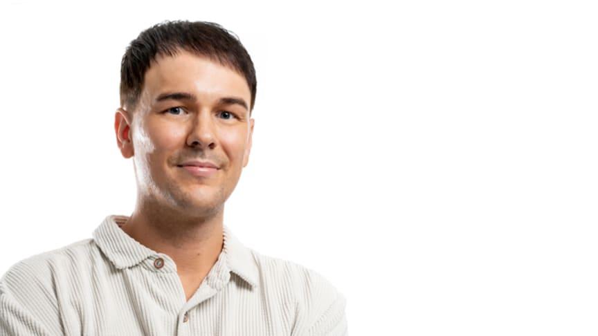 Naes & Friends fortsätter att växa och tar in Joakim Carlström som Digital Content Creator.