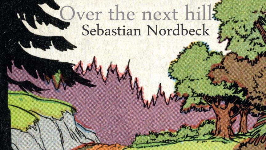 Masterutställningar: Max Olofsson och Sebastian Nordbeck