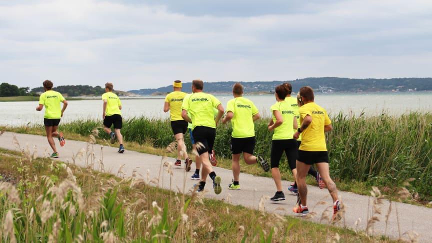 Hogia har en egen löparklubb, Hogia Running Club, med över 200 medlemmar.