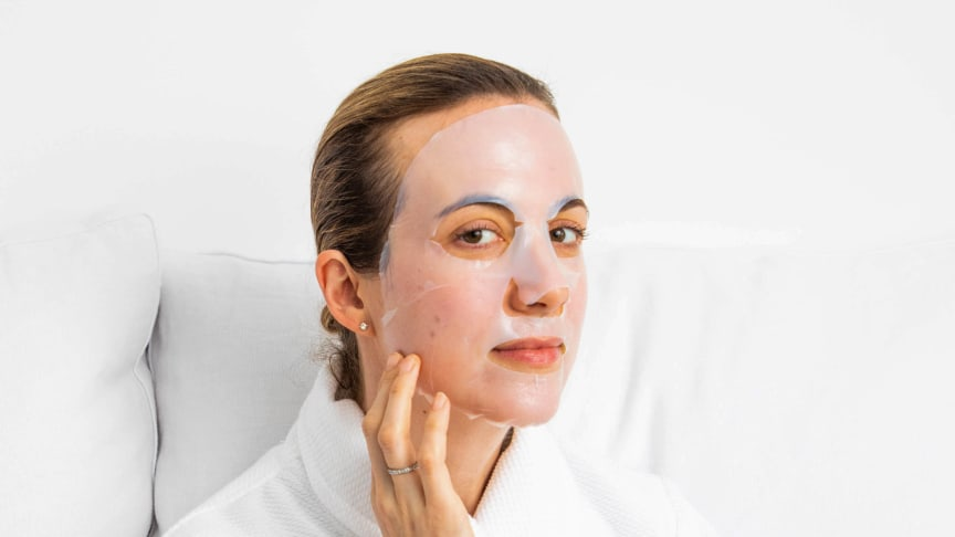 Dr. Dennis Gross C + Collagen Biocellulose Brightening Treatment Mask