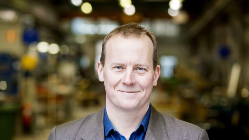 Anders Åström blir ny vd för Renova. foto: Emelie Asplund