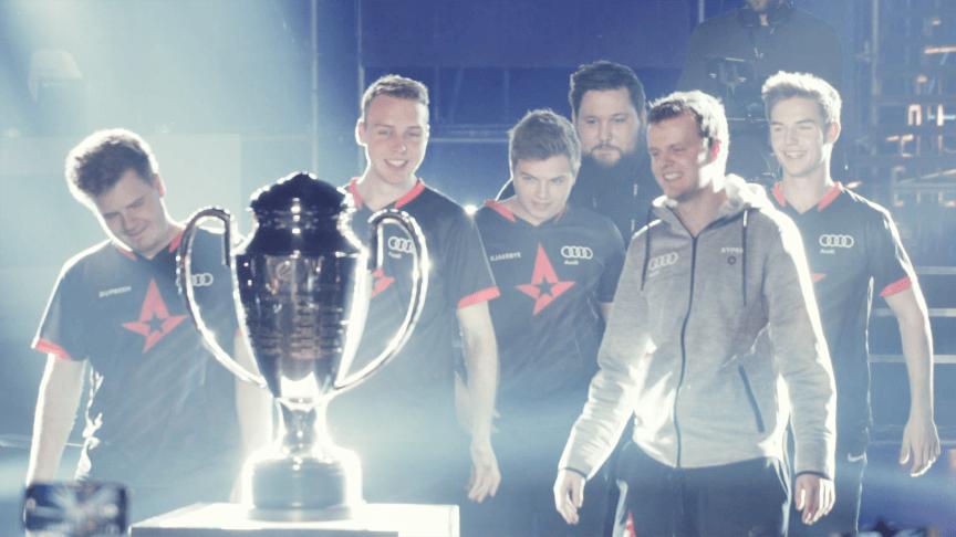 Astralis vinder IEM i Katowice med Audi på sidelinjen