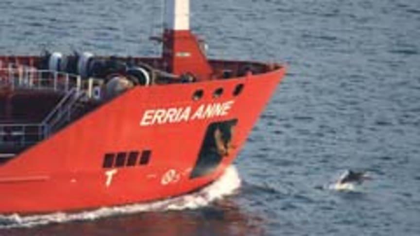 Erria falls deeper into the red