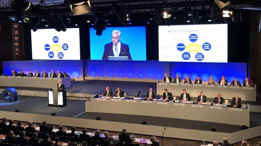 Vertreterversammlung der apoBank in Düsseldorf