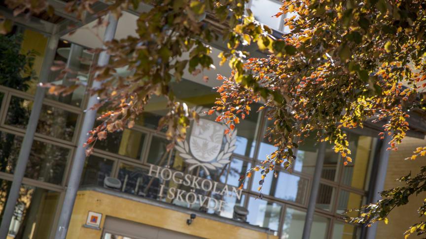 G-huset, campus, Högskolan i Skövde