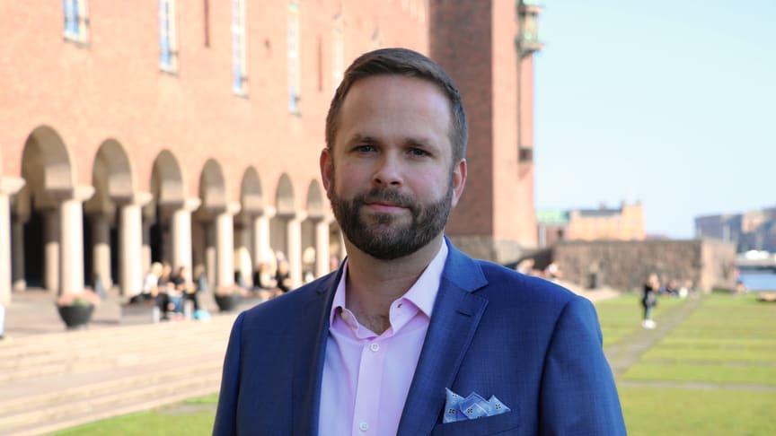 Jonas Naddebo, kulturborgarråd