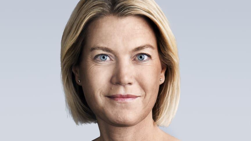 Emma Claesson ny HR-direktör på Axel Johnson