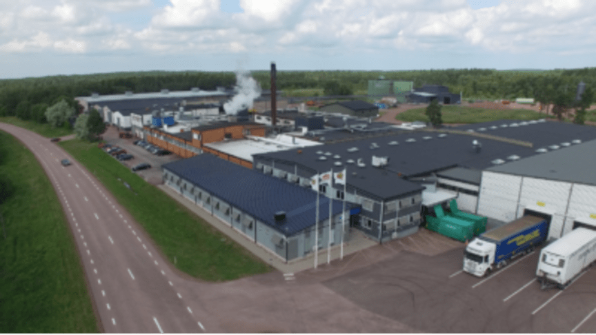 Goodtech reduserer miljøbelastningen gjennom leveranse av biogassanlegg til Orklas anlegg på Åland