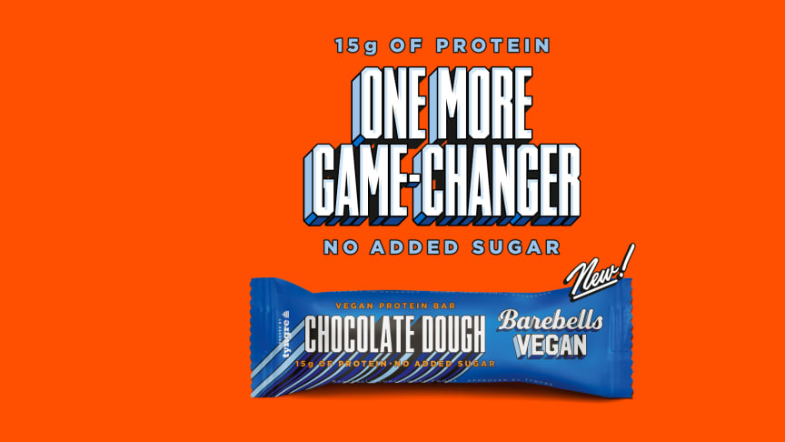 A new plant-based tribute to all chocolate lovers!