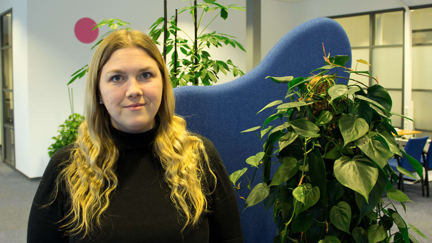 Alexandra Ahlgren.