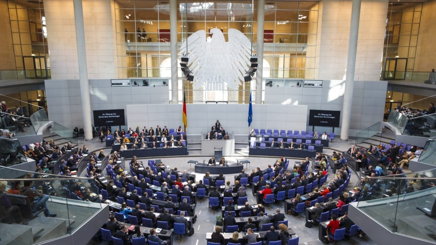 Bild: Deutscher Bundestag Thomas Trutschel/photothek.net