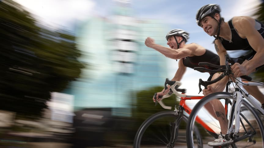 Blueair believes sports cyclists should be encouraged to wear pollution face masks to protect their health when competing in urban environments suffering severe air pollution.