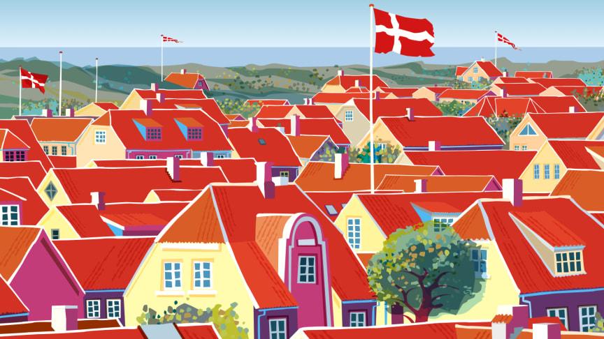 Dantegl - Danmarks Nationaltag