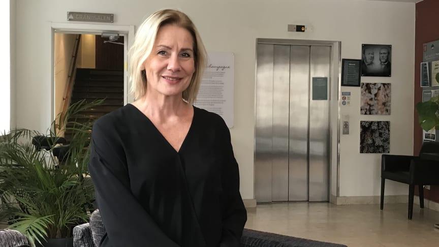 Erika Granlund blir ny VD för Clarion Collection Hotel Grand i Sundsvall