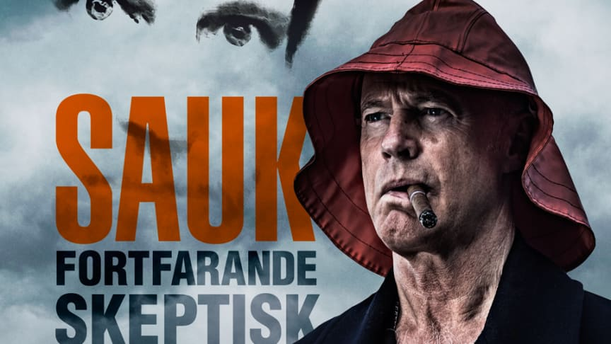 "Lifeline presenterar ""SAUK – Fortfarande Skeptisk and some fcucking music"""