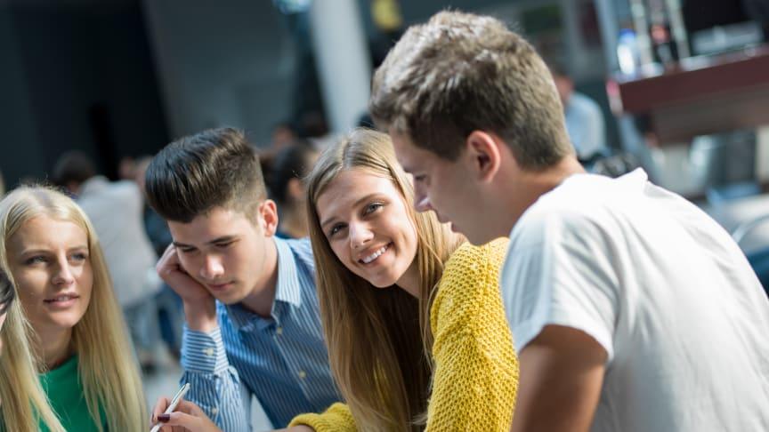 Huawei på plats 30 bland arbetsgivare inom teknik när nordiska studenter tillfrågats av Universum