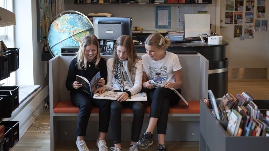 Skoleportræt | Faglighed og fællesskab på Giersings Realskole