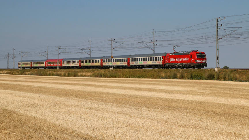 Ticket sales starts for the night train service between Stockholm and Berlin