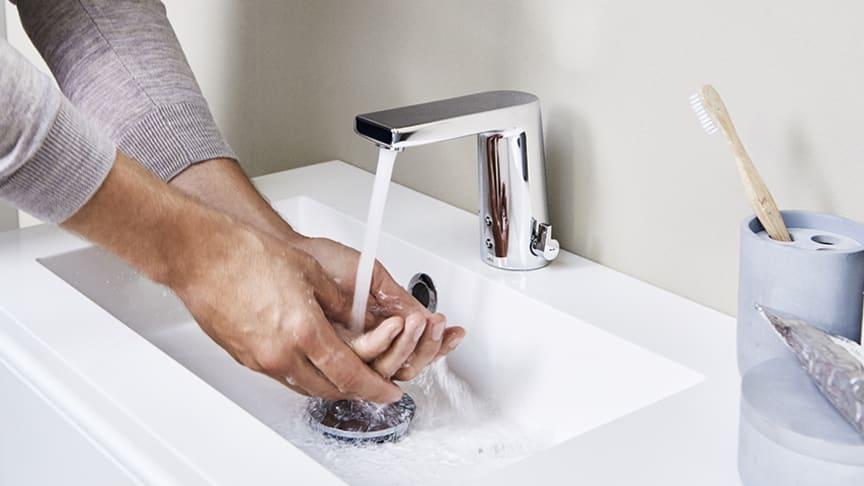 Du kan sænke dit vandforbrug uden, at ændre dine vaner.
