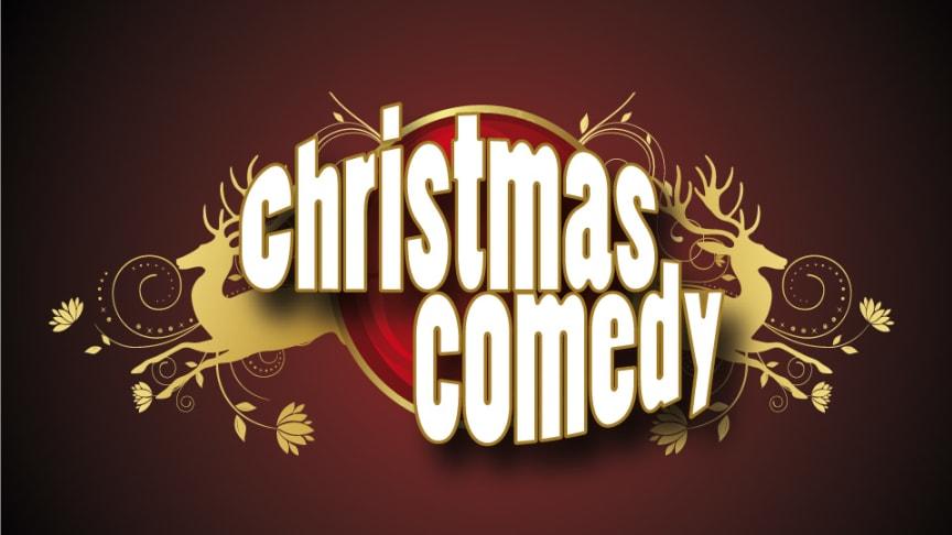 Christmas Comedy – standup istället för julbord!