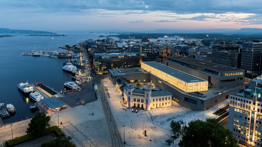 Photo credit: Børre Høstland / The National Museum