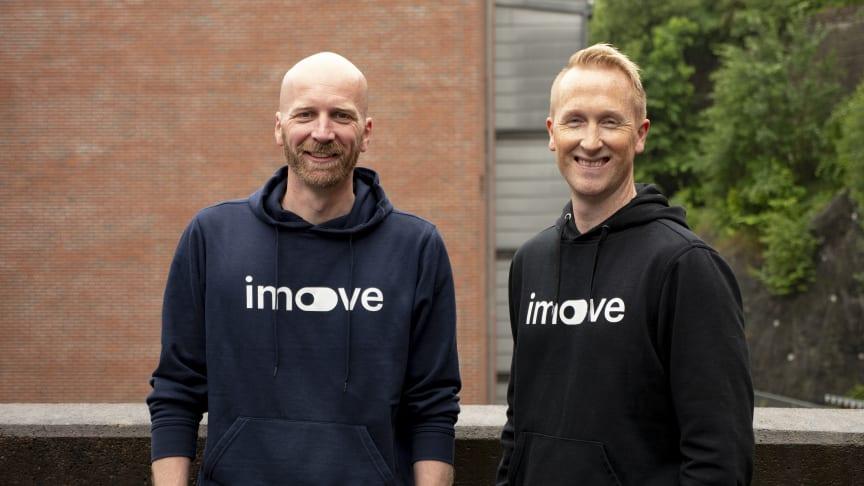 Co-founders Hans Kristian Aas and Gunnar Birkenfeldt