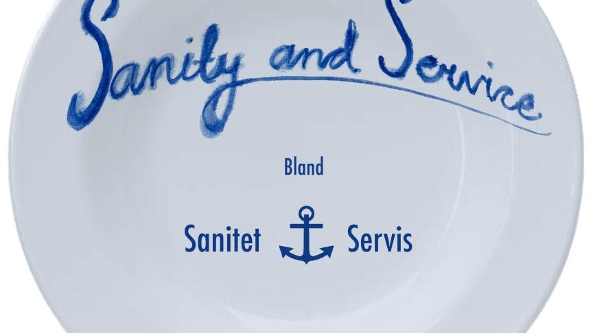 Inbjudan till vernissage: Sanity & Service – bland sanitet och servis