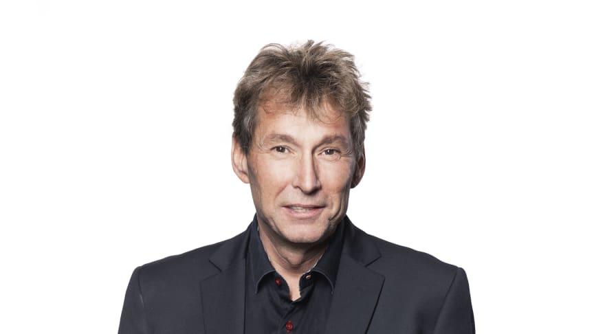 Niklas Widebeck, utredningschef HSB Riksförbund