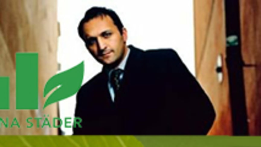 Generalsekreterare i föreningen, är Sebastian Navab