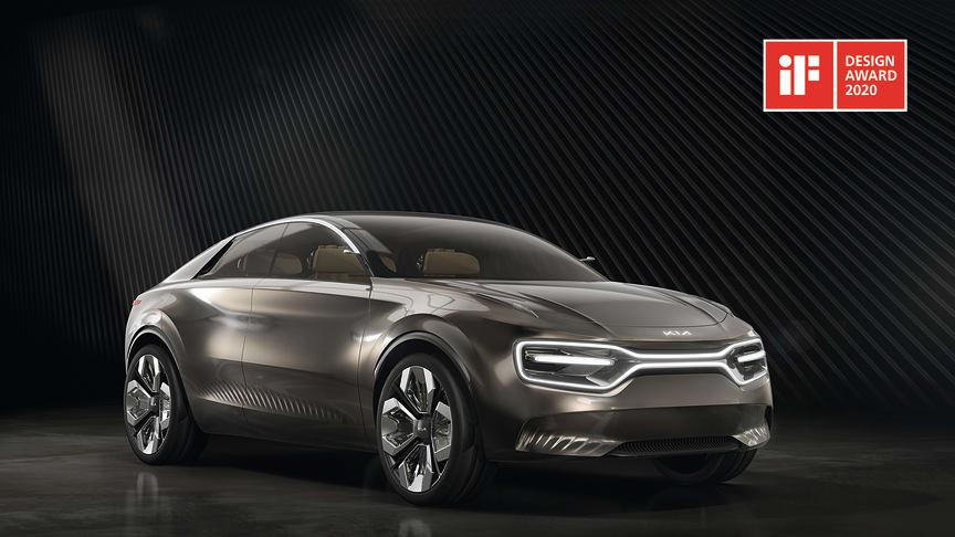 """Med Imagine konceptets pris i kategorien """"Professionelt Koncept"""" bliver KIA anerkendt for sin visualisering af ønsket om at kæmpe for populariseringen af spændende elbiler"""