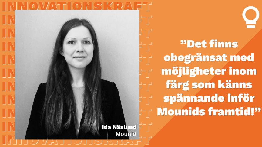 Mounid finalist i Innovationskraft