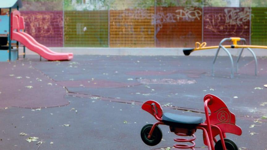 Den största ökningen av barnfattigdom är i Europa och Asien